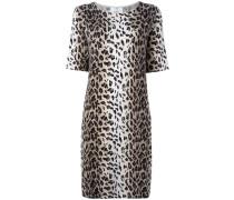 Kleid mit Leopardemuster