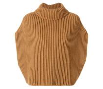 shortsleeved turtleneck sweater