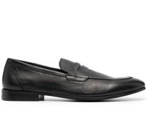 Loafer mit Glanzoptik