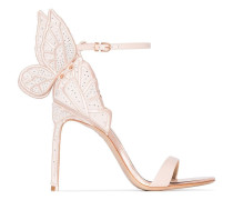 'Chiara' Sandalen mit Schmetterling
