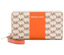 - Portemonnaie mit Monogrammmuster - women