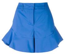 Ausgestellte Shorts - women