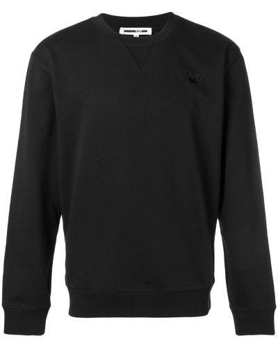 Sweatshirt mit Schwalben-Patch