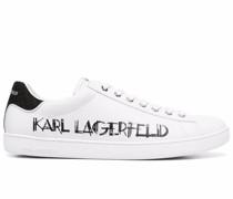 Kourt Art Deco Sneakers