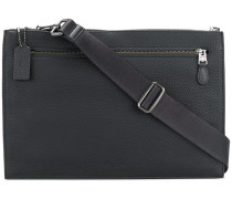 Manhattan convertible slim messenger bag