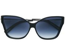 Sonnenbrille im Schmetterling-Design