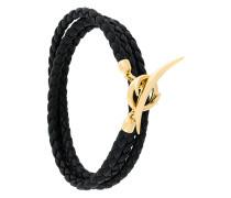 Quill wrap bracelet