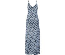 Kleid aus Seidensatin