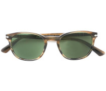 Sonnenbrille mit grünen Gläsern - unisex