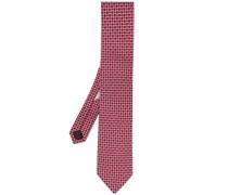 Krawatte mit Gancio-Print