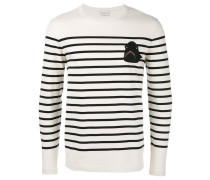- Pullover mit Hai-Patch - men - Baumwolle - XL