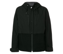 zipped windstopper jacket