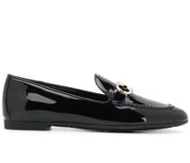 Loafer mit Gancini-Schnalle