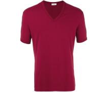 - T-Shirt mit V-Ausschnitt - men