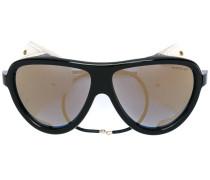 'Noir' Sonnenbrille mit Seitenschutz