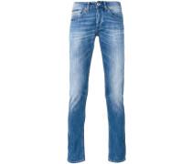 - Skinny-Jeans mit Stone-Wash-Effekt - men