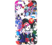 iPhone 6 Plus-Hülle mit Manga-Motiv