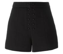 Texturierte Jacquard-Shorts