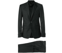 formal two-piece fitted suit