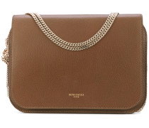 chain strap shoulder bag - women