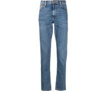 Halbhohe Jeans
