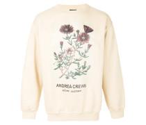 Florales Sweatshirt