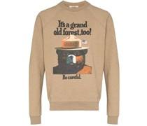 "Sweatshirt mit ""Smokey Bear""-Print"