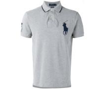 Poloshirt mit Logo-Patch