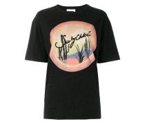 speckled desert logo T-shirt