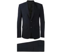 diamond lapel two piece suit