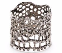 Ring in Spitzenoptik