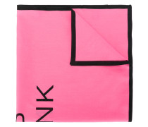 pink is punk print scarf