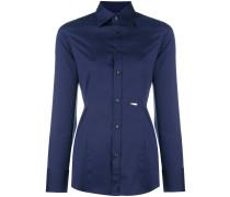 Tailliertes Hemd - women - Baumwolle/Elastan