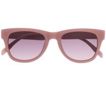 Eckige 'Karl Ikonik' Sonnenbrille