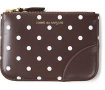 'Polka Dots Printed' purse