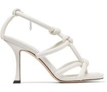 Sandalen mit Riemchen 90mm