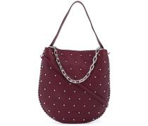 'Roxy Hobo' Handtasche mit Nieten