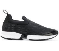 slip-on glitter sneakers