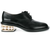 'Casati' Derby-Schuhe mit Kunstperlen
