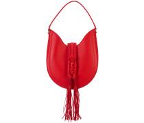 - Handtasche mit Fransen - women - Leder