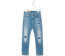 'Lucky' Skinny-Jeans
