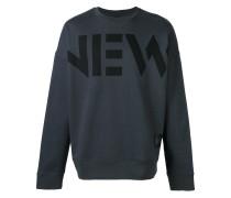 'Superior' Sweatshirt mit Print