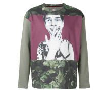 - Sweatshirt mit grafischem Print - men