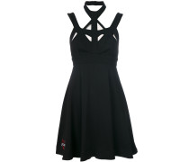 symmetric strap dress