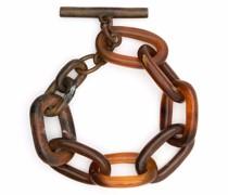 Kettenarmband mit Knebelverschluss