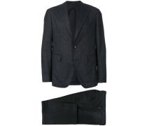 patterned formal suit