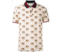 - Poloshirt mit Elefanten-Print - men