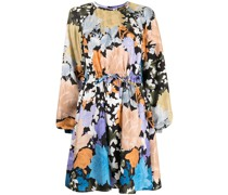 Coco floral print dress