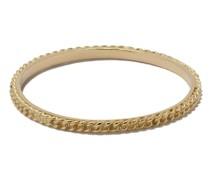 18kt Goldring im Ketten-Design
