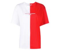 2001 Zweifarbiges T-Shirt